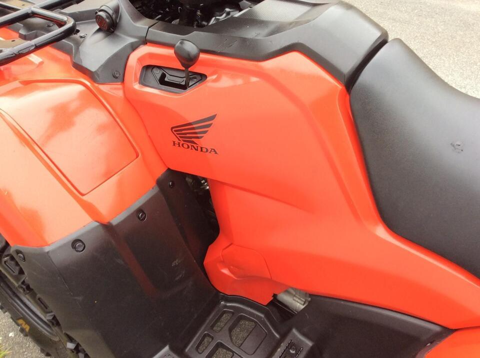 2016 HONDA TRX500 FA6 AUTO-DCT FOREMAN 10 SPEED LOW BOX 4x2x4 QUAD BIKE ATV