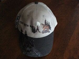 Brand new Fort Smith, NWT ball cap