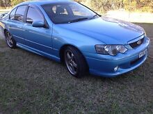 Ford xr6 manual turbo 2005 ba Hornsby Heights Hornsby Area Preview