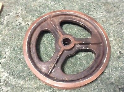 526150 - A Used 3 Groove Pulley 13.5 In For A New Idea 5406 5407 Disc Mowers