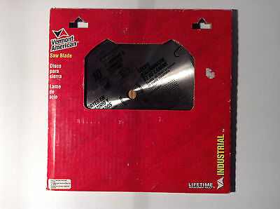 Vermont American 27416 Aluminum Laminate Cutting Saw Blade 10 60 Teeth