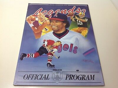 Legends Sports Memorabilia Mag 12th National Sports Collectors Convention