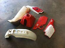 Honda xr250 - 350 plastics Bendigo 3550 Bendigo City Preview