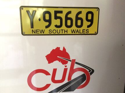 Cub Campervan  Bangalee Nowra-Bomaderry Preview