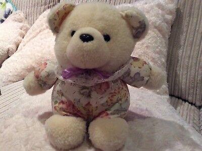Floral teddy