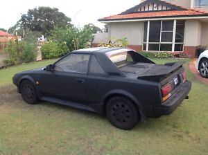 Toyota mr2 mk1 supercharged swap for 4x4 maybe