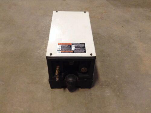 Abicor Binzel 043007-01-5 115 VAC Water Cooler Recirculator 043007015 (TSC)