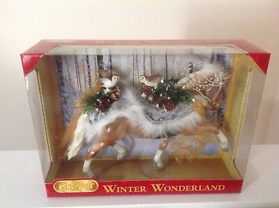 Breyer Horses 2017 Winter Wonderland