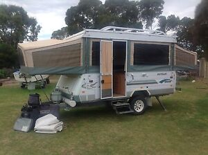 2003 Jayco Swan Outback Goolwa North Alexandrina Area Preview