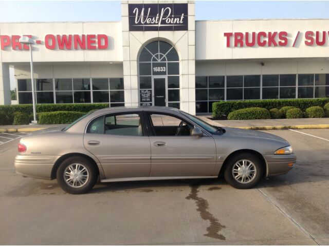 2002 Buick LeSabre Custome One Owner Car