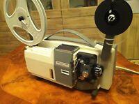 Proiettore Pellicole 8mm E Super 8mm - Magnon Instdual Zrs - Funzionante - super 8 - ebay.it