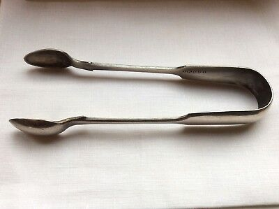 A LOVELY SET OF SILVER PLATED SUGAR TONGS - IDEAL FOR AN AFTERNOON TEA SET
