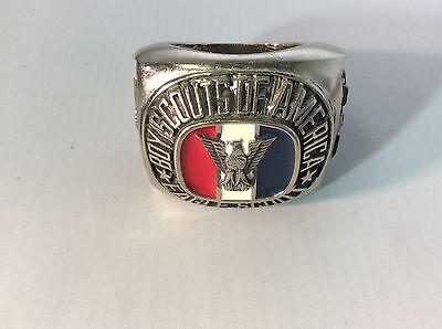 Eagle Scout Rank Paper Weight Ring - Gift