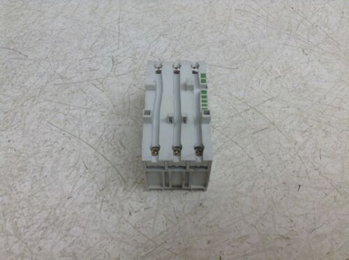 Moeller Klockner CL-PKZ0 Motor Protector Basic Unit 600 VAC 25 AMP CLPKZ0