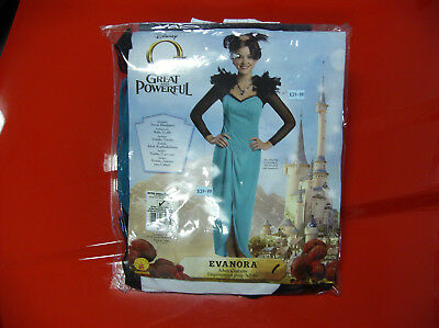 DISNEY OZ THE GREAT AND POWERFUL EVANORA WOMEN HALLOWEEN COSTUME XS - Great Womens Costumes