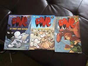 Serie Bone