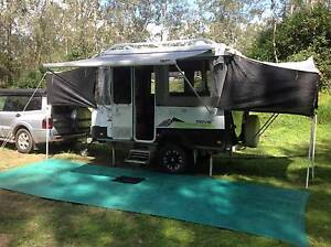 Jayco Dove Outback 2013 - Excellent condition Shailer Park Logan Area Preview