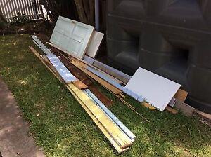 Building bits. Trim, architrave, railings etc. Boondall Brisbane North East Preview