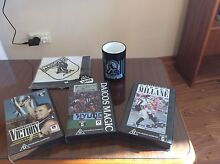 Vintage Collingwood Football Club Memoeabilia Claremont Glenorchy Area Preview