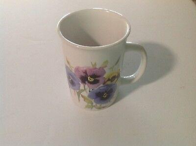 - Otagiri Advantage Collection V. Pfeiffer Pansies Coffee Mug