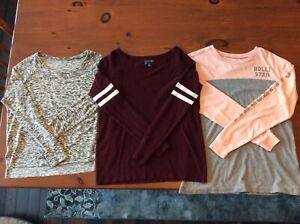 Gently used or new brand name clothing for girls