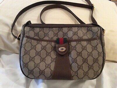 Gucci Vintage Shoulder Bag, Crossbody Bag