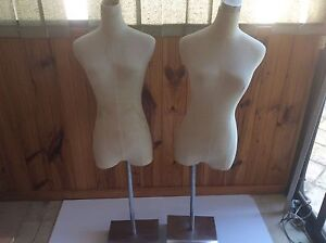 Used Female Mannequins Knoxfield Knox Area Preview