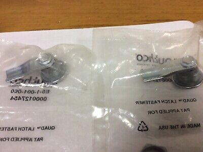 Qty 3 Southco E5-1-001-060 Cam Latch