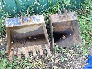 Bobcat backhoe bucks Hughes $650 Schofields Blacktown Area Preview