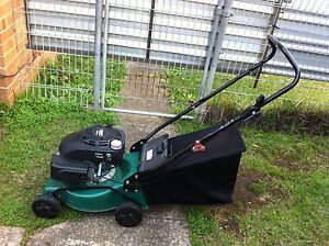 Automatic 4 stroke lawn mower Miller Liverpool Area Preview