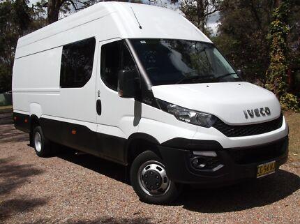2016 Iveco Daily van in excellent condition