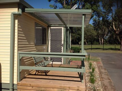 Holiday Cabin at Twofold Bay Beach Resort. $2000 PRICE REDUCTION . Eden Bega Valley Preview