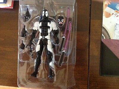 Marvel Legends Deadpool, Back in Black, Loose Figure X-men Hasbro