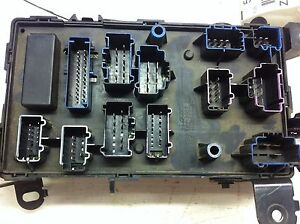 2005 2006 2007 f250 f350 6 0 super duty fuse box relay. Black Bedroom Furniture Sets. Home Design Ideas