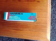 Hanimex slide Projector and screen for old slides Angle Park Port Adelaide Area Preview
