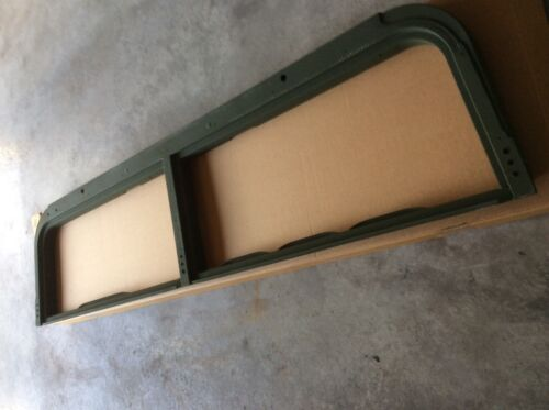 Humvee Windshield Frame