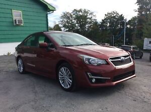 2015 Subaru Impreza --------$1000 TOWARDS TRADE ENHANCEMENT OR W