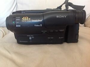Sony Handy Cam video 8 CCD TR550E Hurstville Hurstville Area Preview