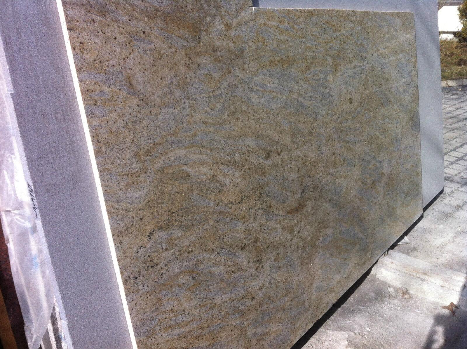 stabiler edelstahltisch esstisch wohnzimmertisch mit massiver steinplatte granit eur. Black Bedroom Furniture Sets. Home Design Ideas