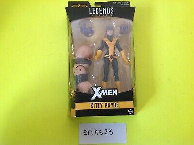 """Marvel Legends KITTY PRYDE 6"""" Action Figure Juggernaut wave BAF Brand New"""