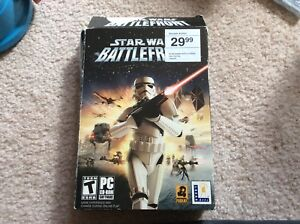 Star Wars Battlefront PC CD ROM game