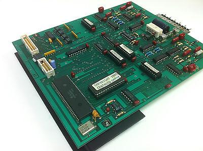 Centroid Chop2 Rev 880615 Servo Control Board