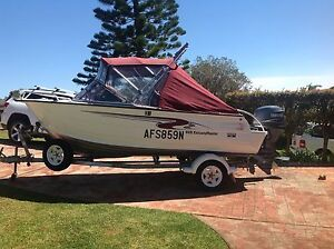 Stacer 449 Estuary Master 50hp Four Stroke Yamaha Outboard Port Macquarie Port Macquarie City Preview