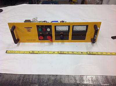 Ransburg Gema 9020 Sprayer Control Unit Panel Only. New Surplus
