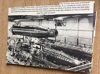 R7 Ephemera 1962 Picture Corvair Atlas Missile Under Construction -  - ebay.co.uk