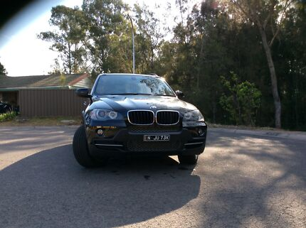 BMW 2008 X5 D Executive E70 Diesel Prestons Liverpool Area Preview