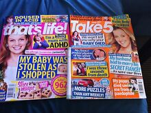 Magazines, that's life, take five Beaconsfield Fremantle Area Preview