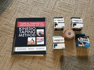 Kinesio Tape and manual