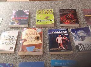Novel reading books Eden Hill Bassendean Area Preview