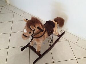 Rocking Horse with Sound Rouse Hill The Hills District Preview
